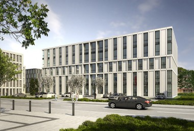 Eastsite III, Mannheim/Neuostheim