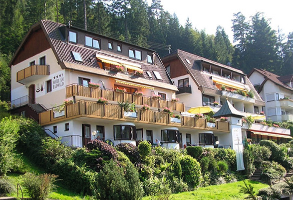 Hotel am Bad Wald, Bad Liebenzell